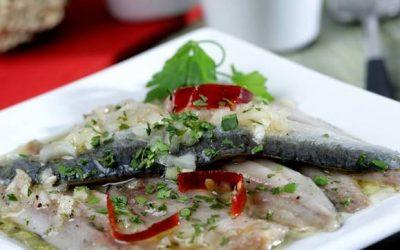 Sardines salades
