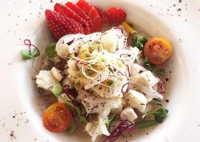 Peix espassa recepta