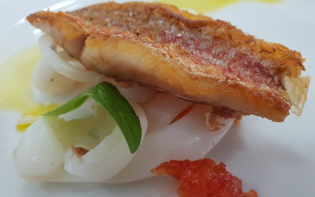 Parc a taula organitza el seu primer àpat temàtic, dedicat al peix de temporada