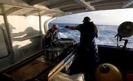 Pescadors de palangre de fons