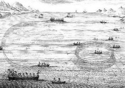 Gravat antic pesca Almadrava