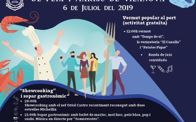 1 ª Jornada gastronòmica del Peix i Marisc de Vilanova